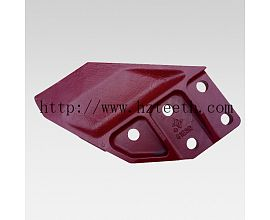 Ground engineering machinery parts 61E3L(R) Side Cutter for Hyundai R290 excavator